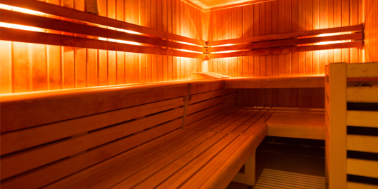 Sauna Hotel Sylt